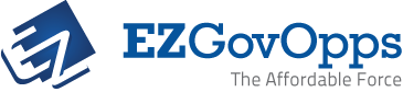 EZGovOpps - The Affordable Force in Government Market Intelligence