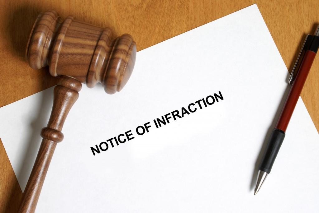 subcontractor-infraction